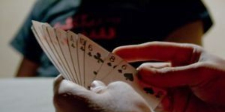 rummy player