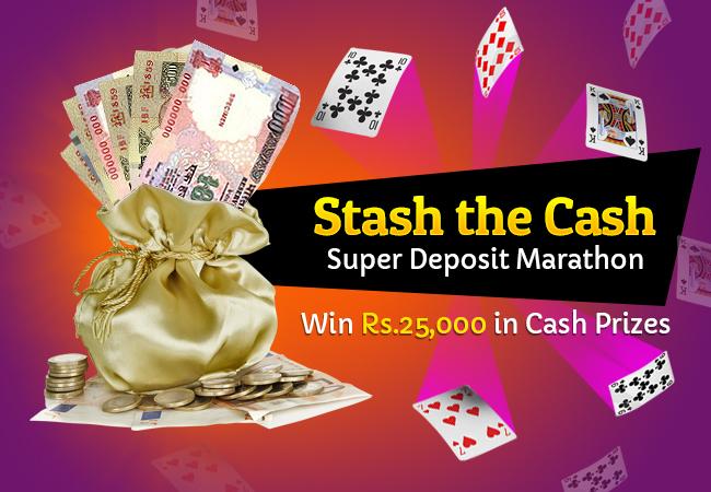 deposit marathon
