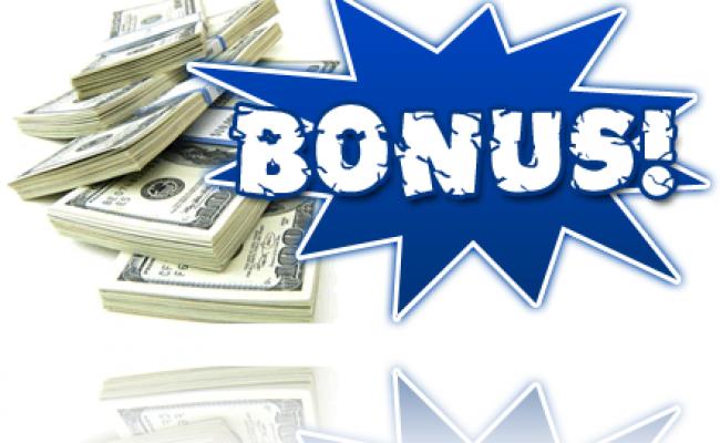 deposit bonus