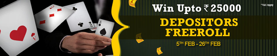 depositors freeroll