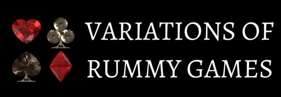 rummy variations