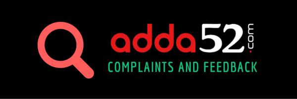 adda52 complaints