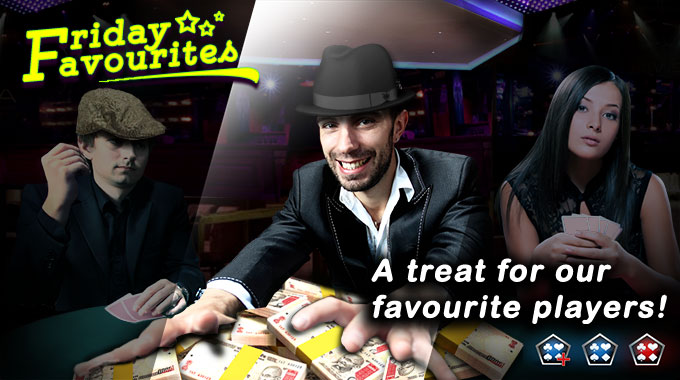 Friday Favourites Rummy Circle Tournament