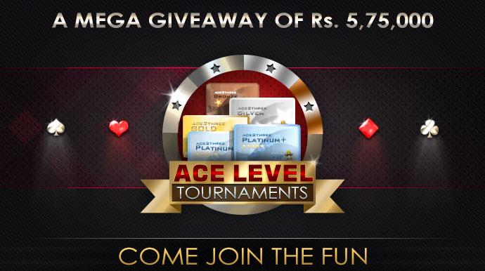 ace level touranment