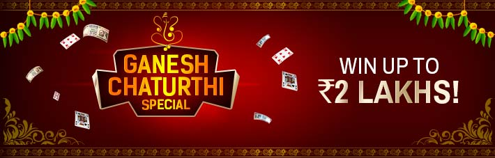 ganesh chaturthi rummy contest