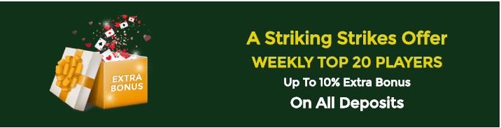 Striking Strikes- Classic Rummy