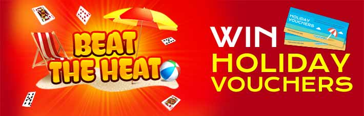 beat the heat rummy promotion