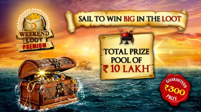 Weekend Loot Premium at Rummy Circle