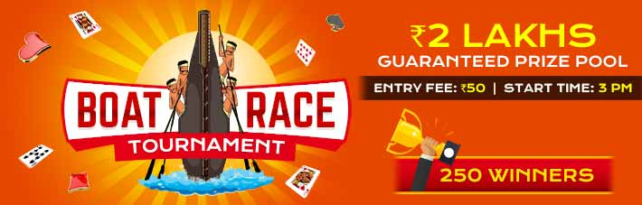 Champakulam Boat Race Special rummy tournament
