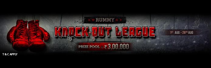 Knockout League at Adda52