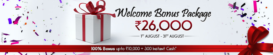 Adda52 welcome bonus package