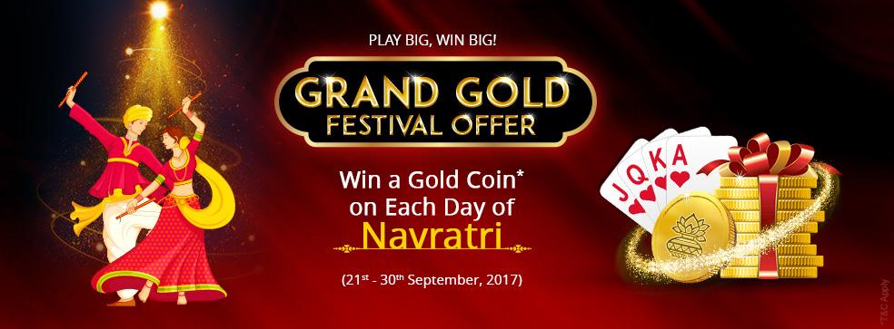 Grand Gold Festival Offer