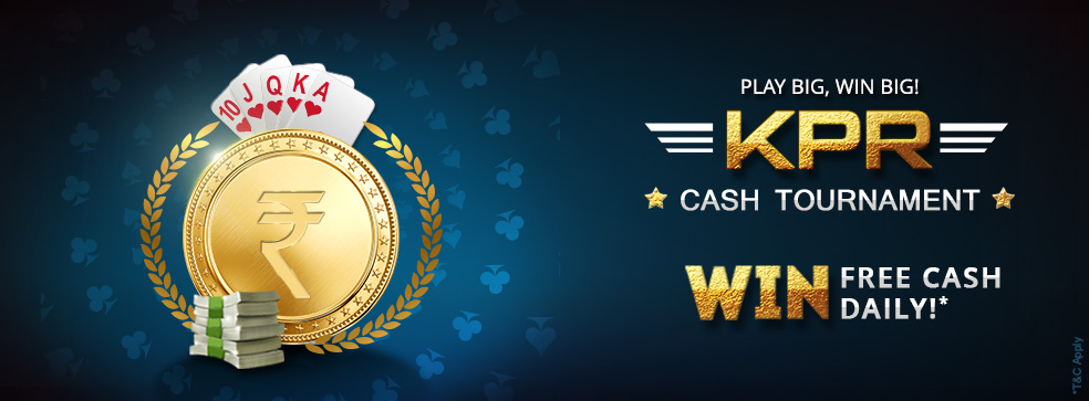 cash rummy tournament khelplay