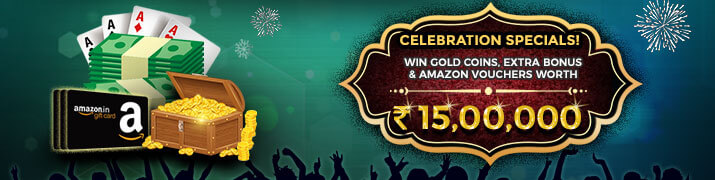 Republic Day Celebration Specials at Classic Rummy